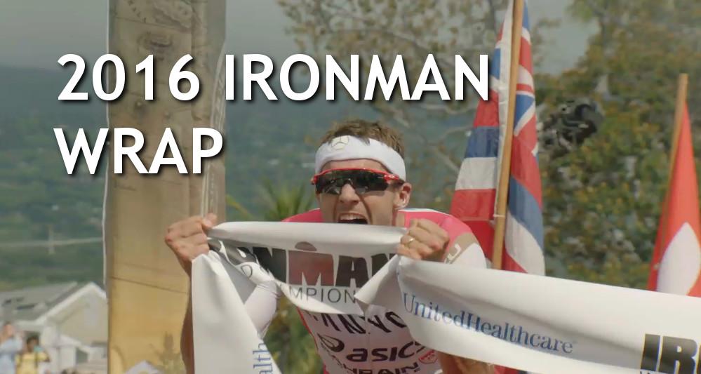 VIDEO: 2016 Kona Ironman Championship Wrap-Up