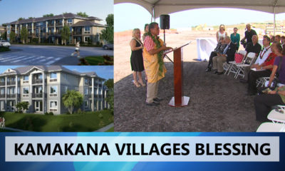 VIDEO: Kamakana Villages Affordable Housing Project Blessed