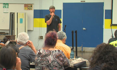 VIDEO: Hearing For Hawaii Biosecurity Plan Held In Hilo