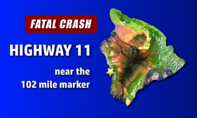 Ocean View Woman Killed In South Kona Crash
