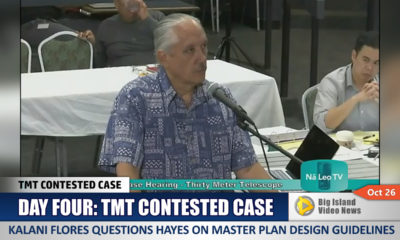 VIDEO: Mauna Kea Design Guidelines Targeted At TMT Hearing