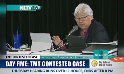 VIDEO: Day Five TMT Hearing Ends After 11 Hours