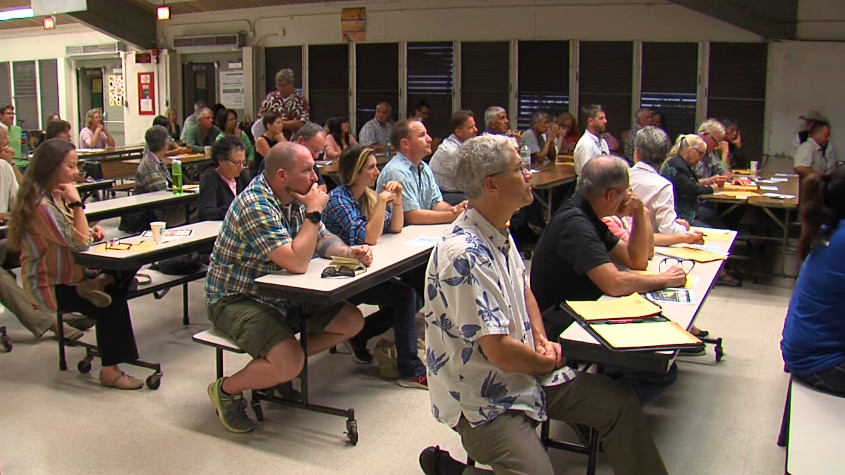 Pohakuloa, Hospital On Waimea Town Agenda