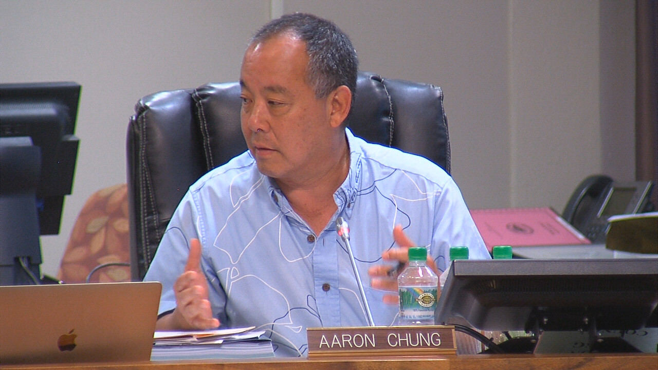 VIDEO: County-Paid Overtime Questioned