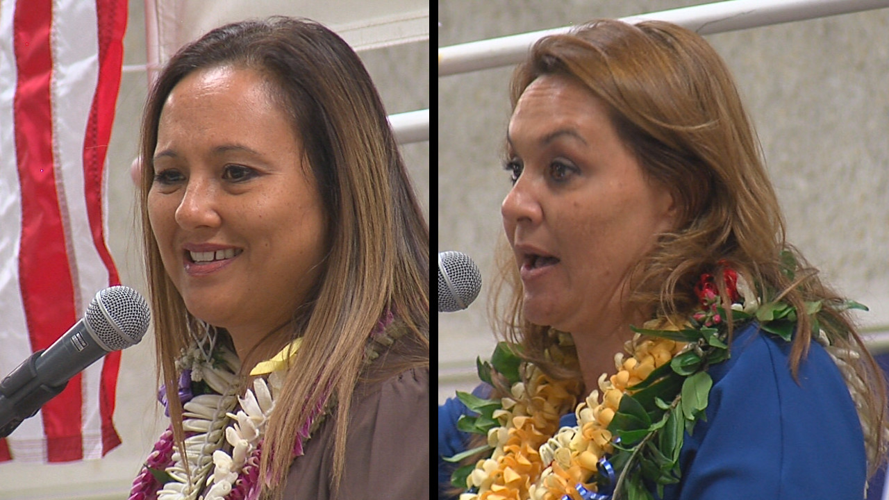 VIDEO: Hilo's Council Candidates Take Grand Rally Stage
