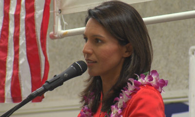 Tulsi Gabbard Issues Statement On Trump Meeting