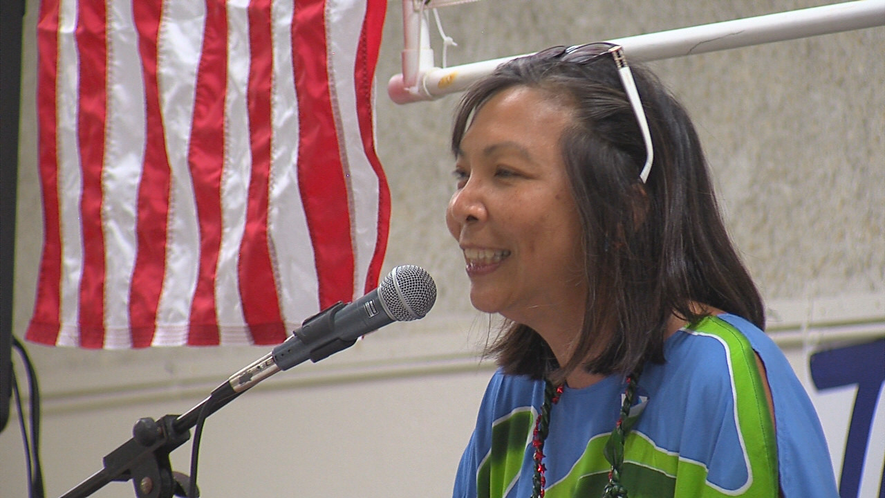 VIDEO: State House Candidates Speak At Grand Rally