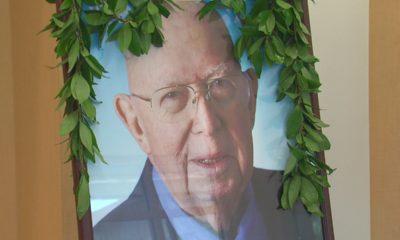 VIDEO: Ka'u Gym To Be Named After Rep. Robert Herkes
