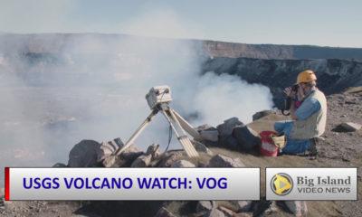 VIDEO: USGS HVO Volcano Watch On Vog