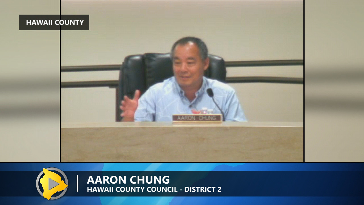VIDEO: Hilo Councilman Regrets Bond Vote