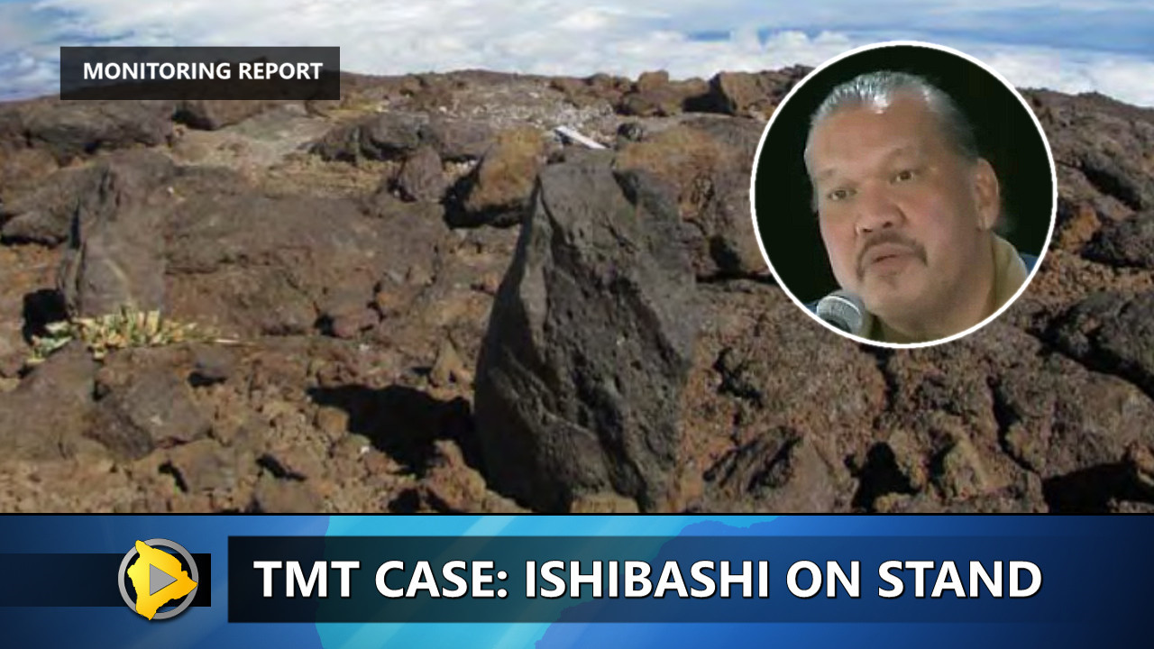 VIDEO: TMT Case – Ishibashi Takes Witness Stand
