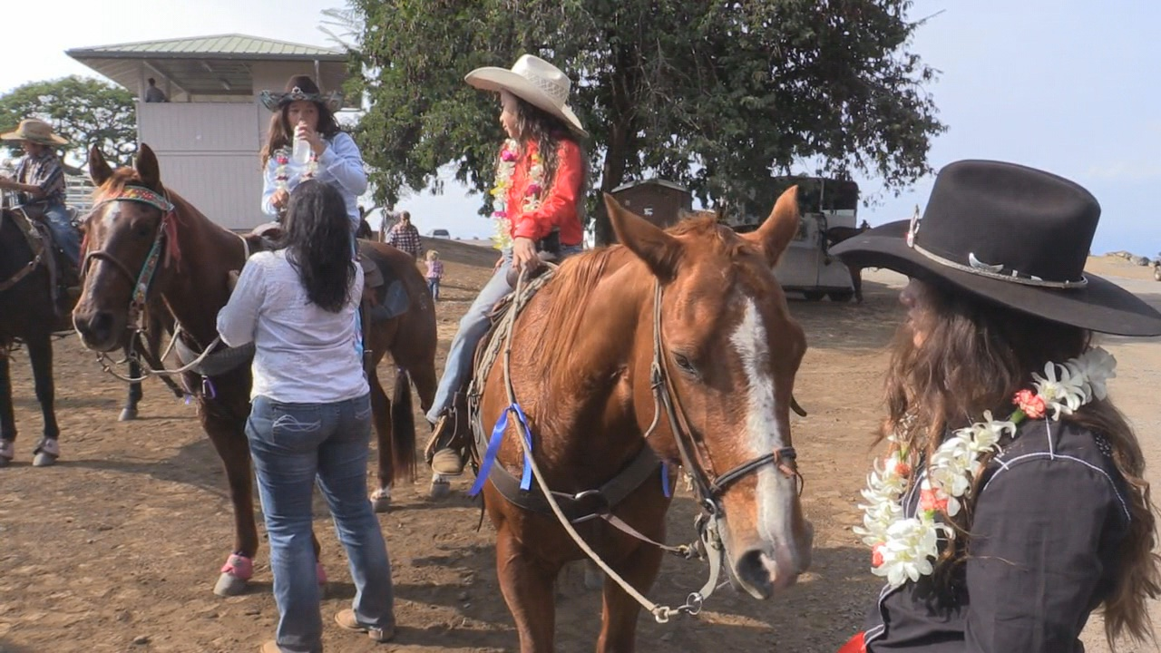 South Kona rodeo community prepares for the opening of the new facility in Honaunau. Courtesy County of Hawaii.