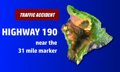 Highway 190 Closed Due To Traffic Accident