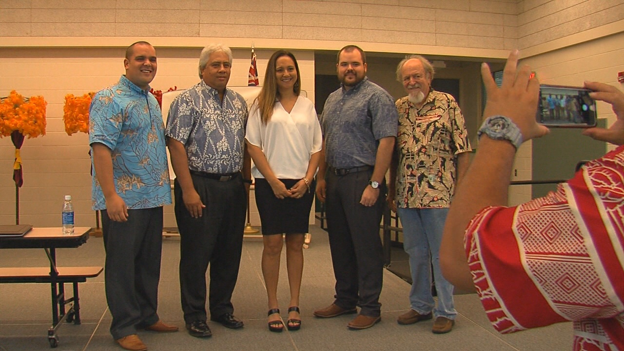 VIDEO: Three Names Nominated For Vacant House Seat