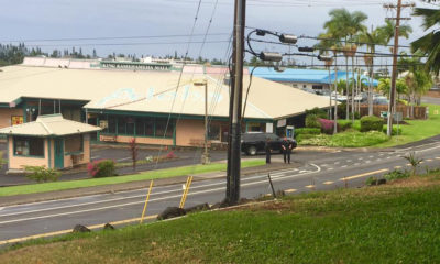 Suspicious Device Closes Kona Road, Mall