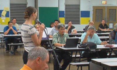 VIDEO: PUC Holds Hearing On HELCO Rate Increase