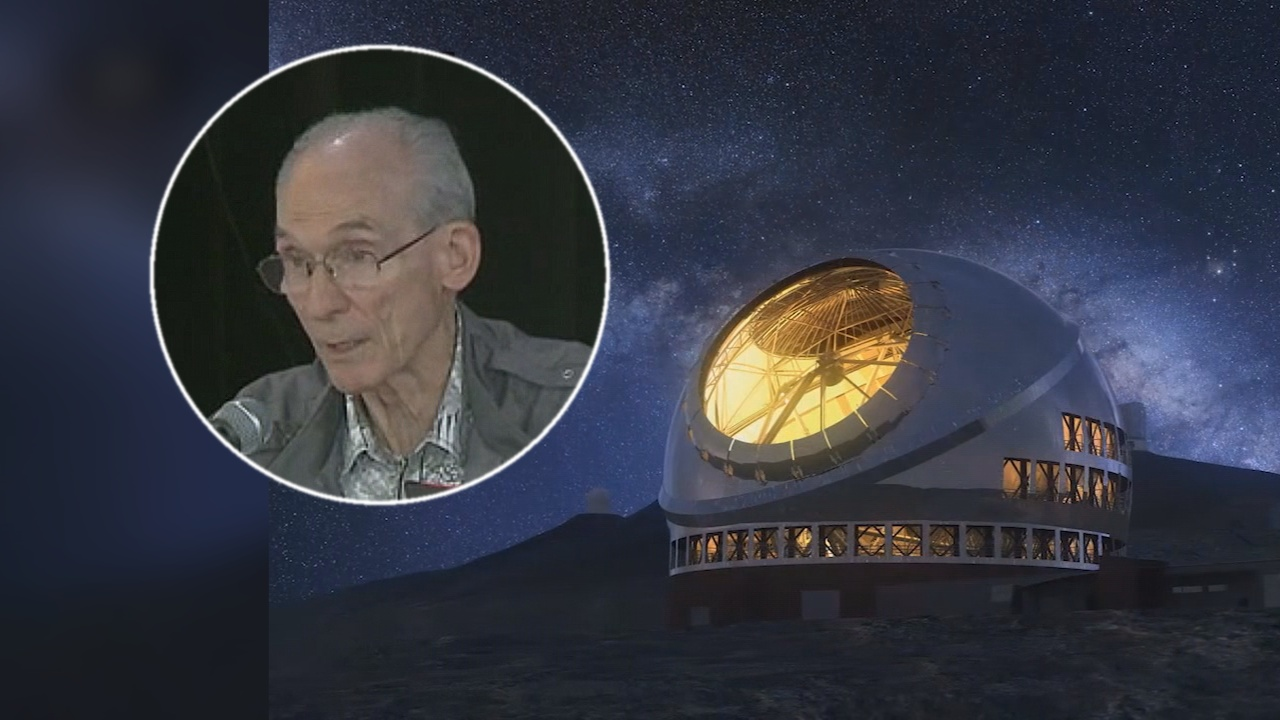 VIDEO: TMT Director Testifies On Observatory's Future