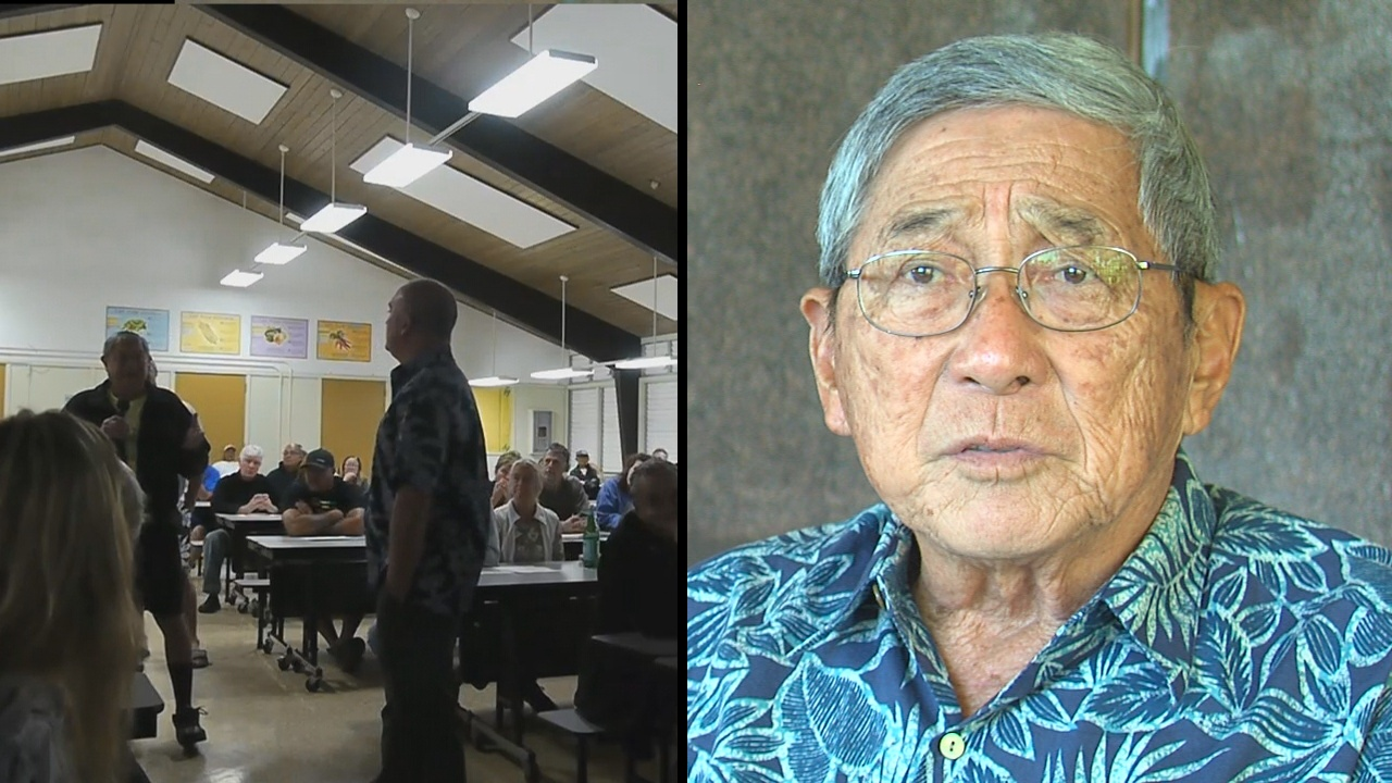 VIDEO: Mayor Kim Explains Kukuihaele Ballpark Nix