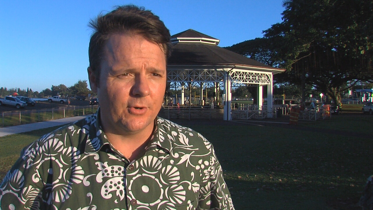 VIDEO: Hawaii Democrat Chair Draws Hope From MLK Jr