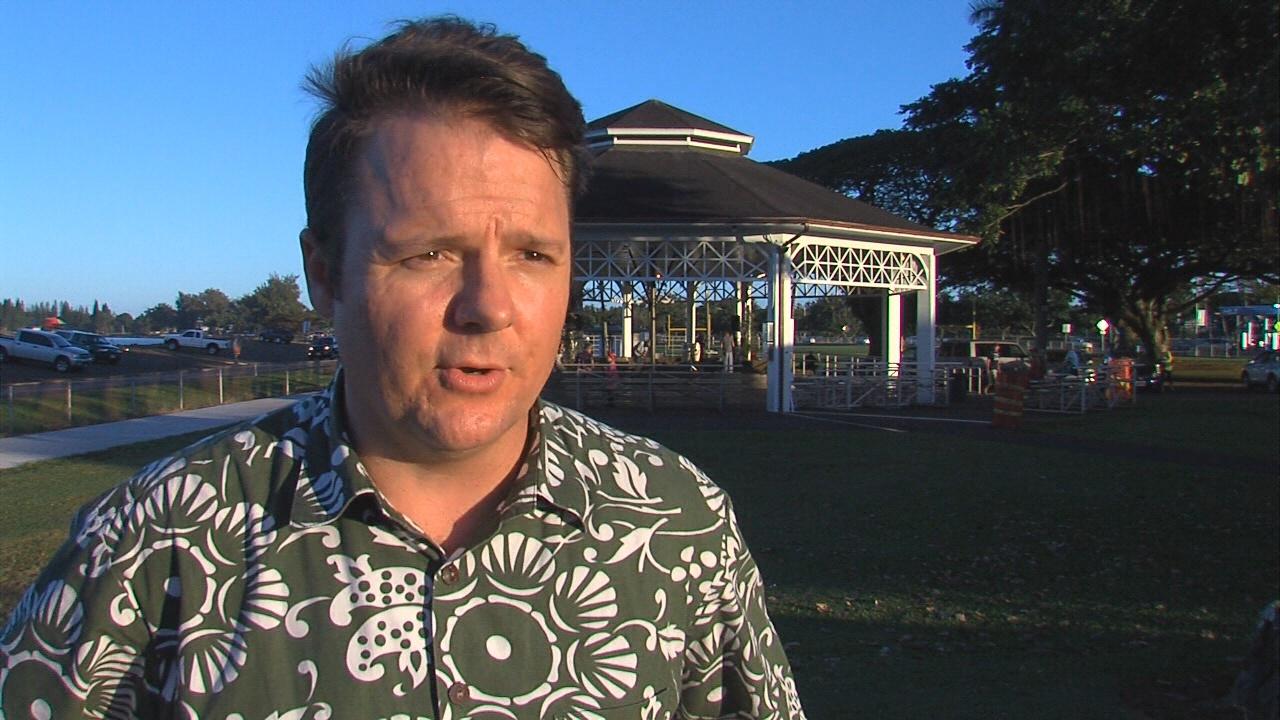 VIDEO: Hawaii Democrat Chair Draws Hope From MLK Jr