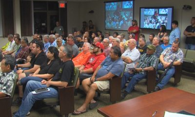 VIDEO: Shooting Range Talk Packs Hilo GMAC Meeting