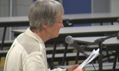 VIDEO: State Water Project Hearing Draws One Comment In Hilo