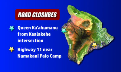 Two Hawaii Highway Closures Due To Traffic Accidents