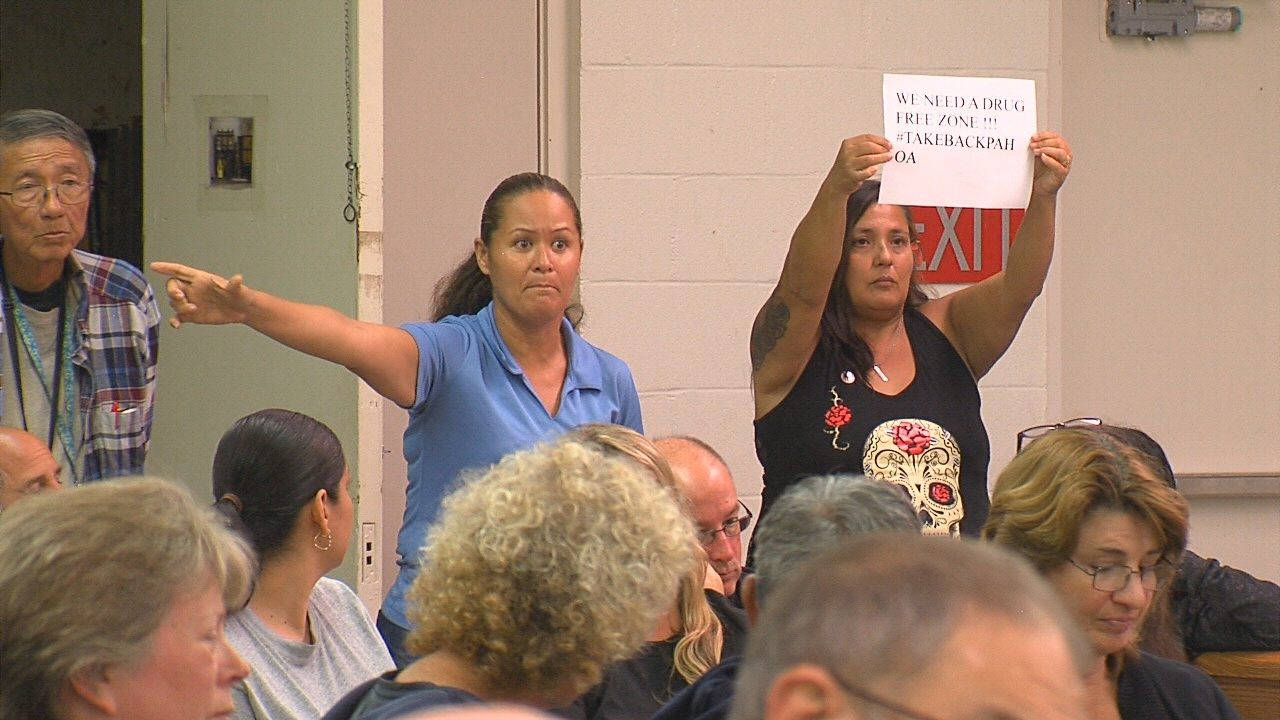 VIDEO: Pahoa Holds Emergency Meeting After Fire