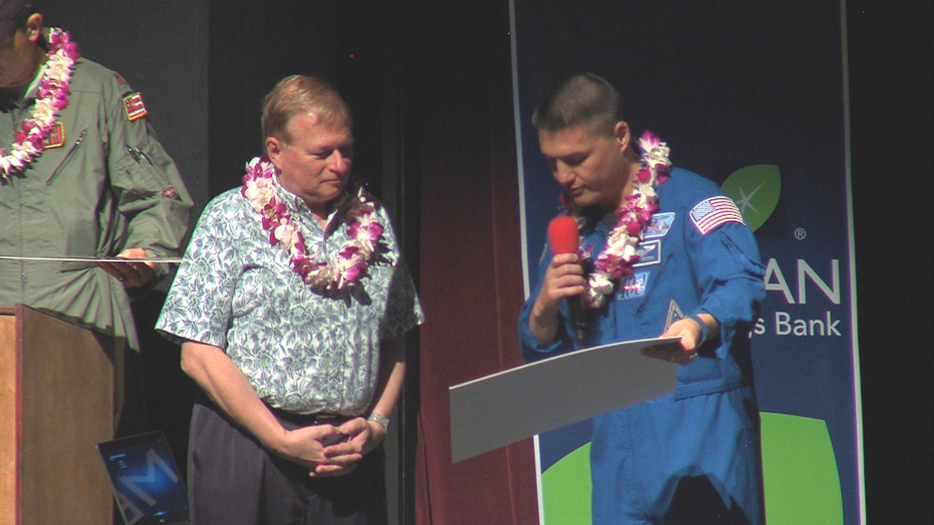 VIDEO: Astronaut Ellison Onizuka Science Day In Hilo
