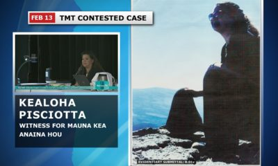 VIDEO: Mauna Kea Pohaku Problems Haunt TMT Petitioner