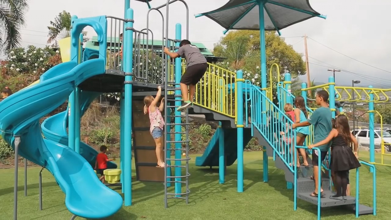 """VIDEO: """"Shocking"""" Playground Issue Addressed By County"""