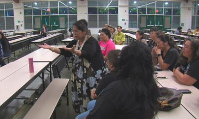 VIDEO: Keaukaha Split Over Hawaiian Immersion School's Future