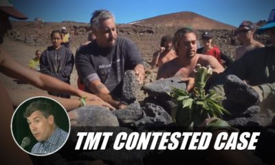 VIDEO: TMT Case – Gregory Johnson On Mauna Kea Ahu