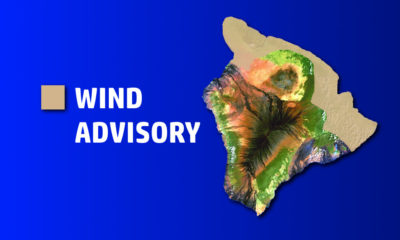 Wind Advisory Issued For Parts Of Hawaii Island