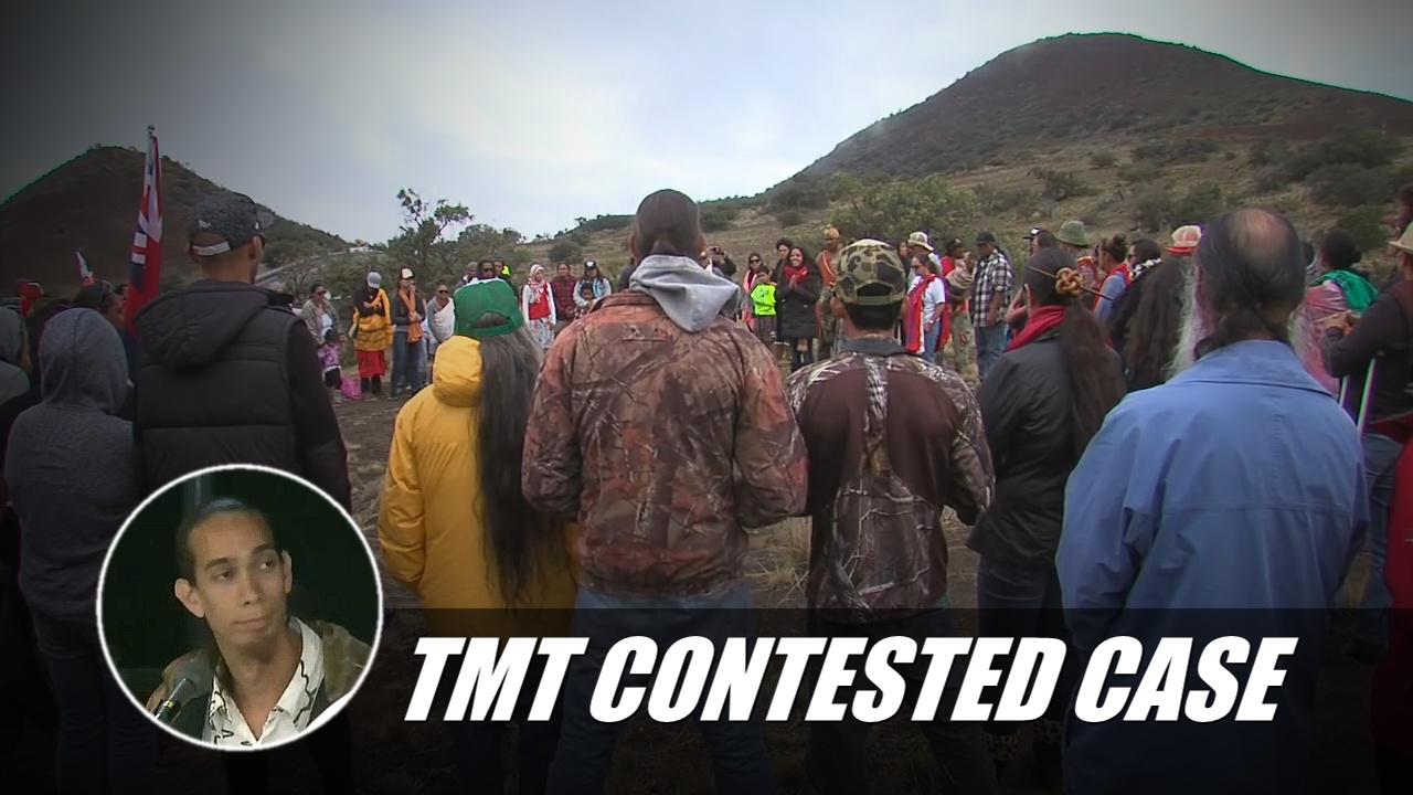 VIDEO: TMT Case – Keahi Tajon Reflects On Kahu Ku Mauna