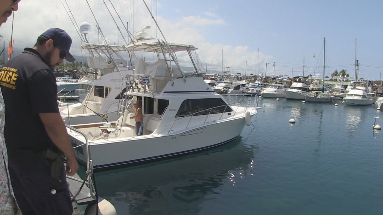 VIDEO: Corruption Alleged In Hawaii Boating Division