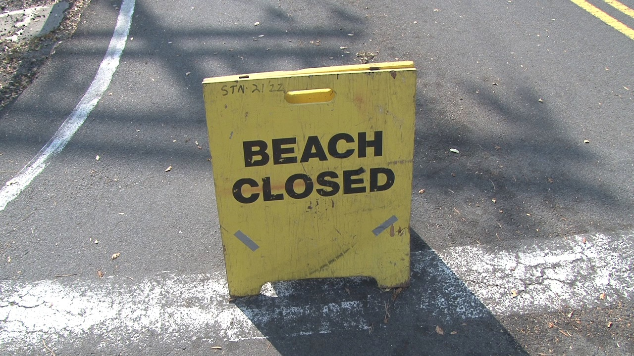 VIDEO: Kahaluu Beach Park Still Closed After Sewage Spill