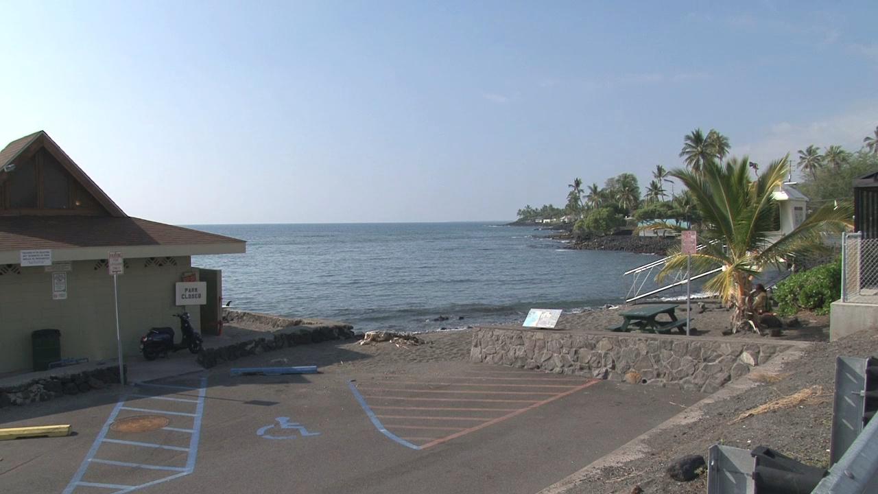 Kahaluu Beach Park Reopens After Sewer Spill