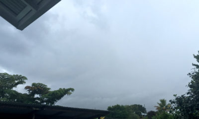 Thunder, Lightning For Puna & Hilo Expected Through This Evening