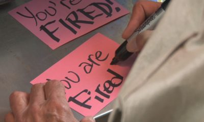 VIDEO: Waimea Group Takes Part In Ides Of Trump Mailing