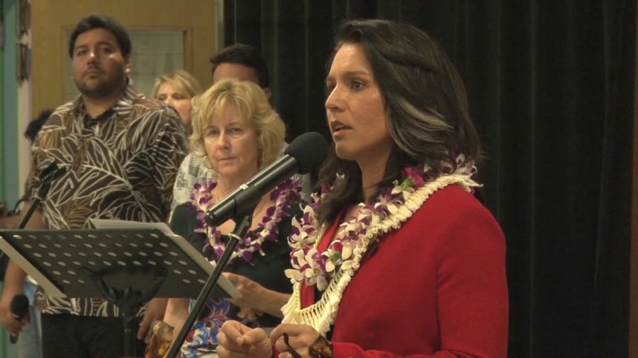 VIDEO: Syria Hot Topic As Tulsi Starts Town Hall Tour