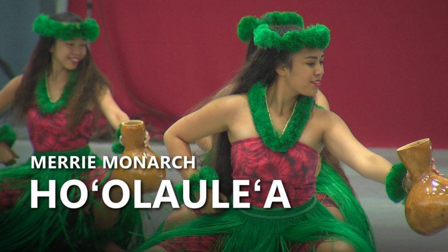VIDEO: Merrie Monarch Festival Begins In Hilo