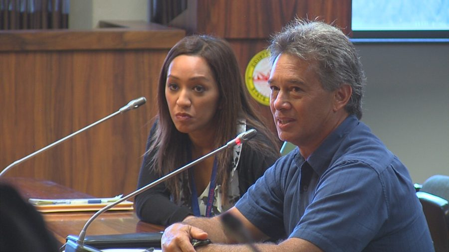 VIDEO: Council Meets New Civil Defense Admin, Talmadge Magno
