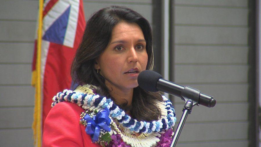 FULL VIDEO: Rep. Tulsi Gabbard Town Hall Talk In Hilo