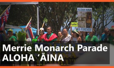 VIDEO: Aloha Aina Unit Returns To Merrie Monarch Parade