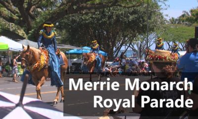 VIDEO: Merrie Monarch Royal Parade Highlights