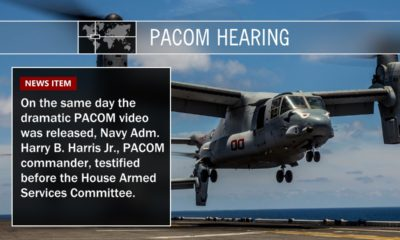 VIDEO: PACOM Commander Testifies On Nuke Threat To Hawaii
