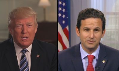 VIDEO: Trump, Sen. Schatz Duel Over President's 100th Day