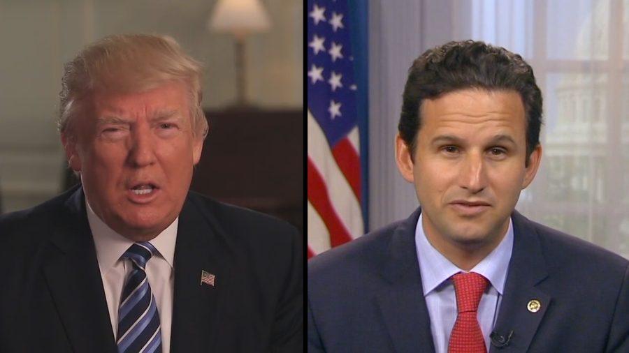 VIDEO: Trump, Sen. Schatz Duel Over President's 100th Day