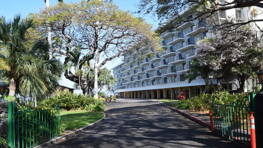 VIDEO: Keauhou Beach Hotel Blessed Before Demolition